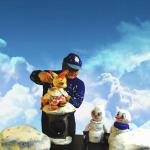 Кукольный спектакль солнышко и снежные человечки. Театр со вкусом Нижний Новгород